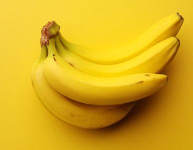 Banana melhora o humor e combate a depressão