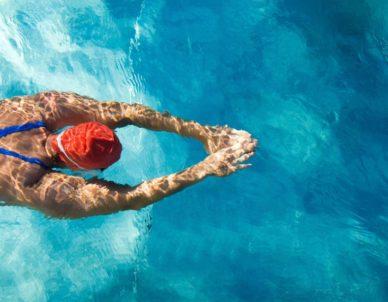 benefícios da natação para o corpo